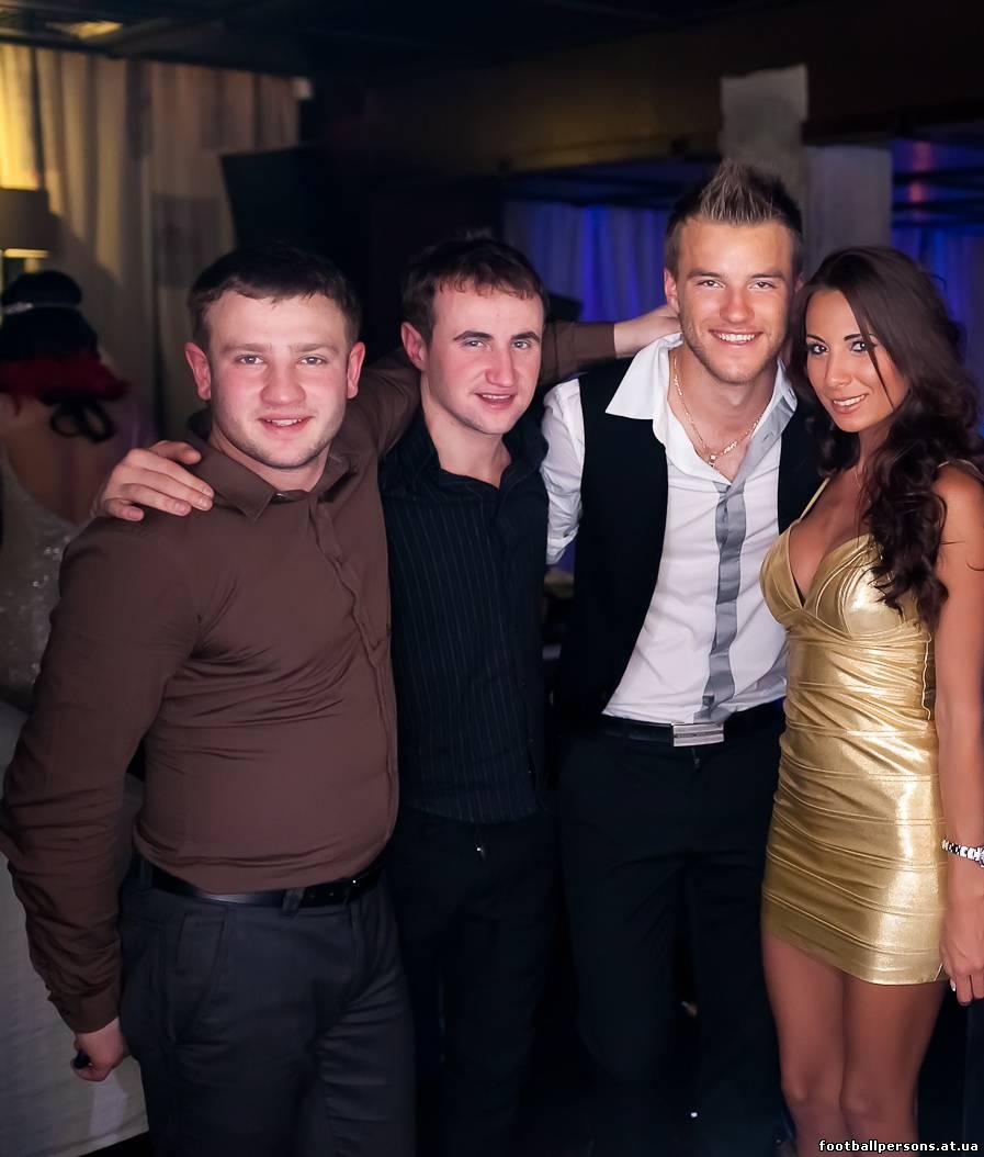 Андрей ярмоленко и его жена
